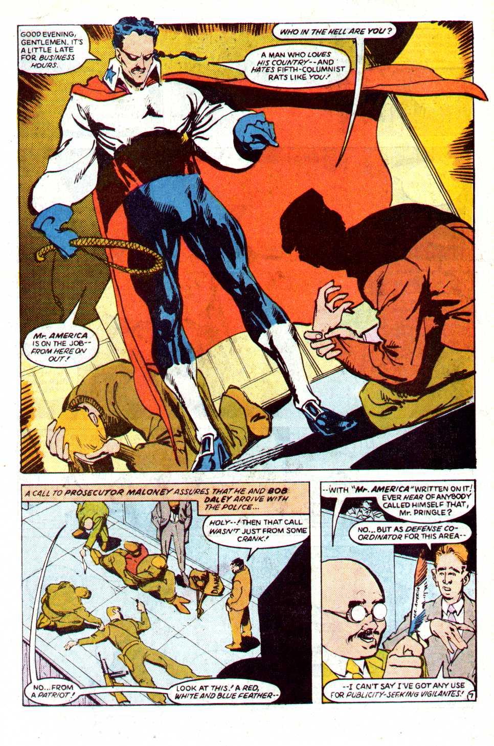 Read online Secret Origins (1986) comic -  Issue #29 - 31