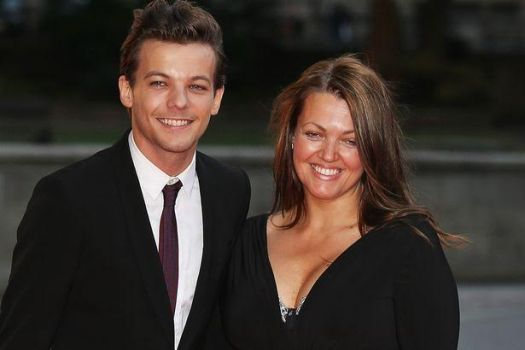 Louis Tomlinson Loses his 42yr old mum after battle with leukaemia
