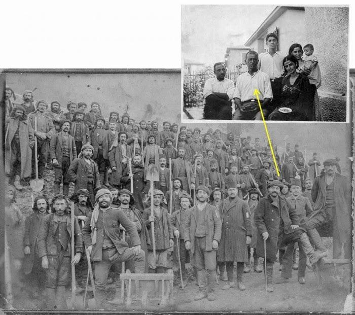 «Ο προπαππούς μου στα εξοντωτικά τάγματα εργασίας Τούρκων». Ντοκουμέντο από την εξόντωση των Ελλήνων του Πόντου και της Μικρασίας