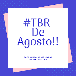 #TBR (To Be Read) de Agosto!!