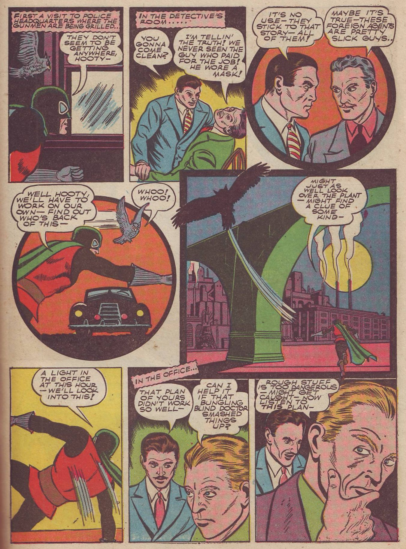 Read online All-American Comics (1939) comic -  Issue #37 - 61