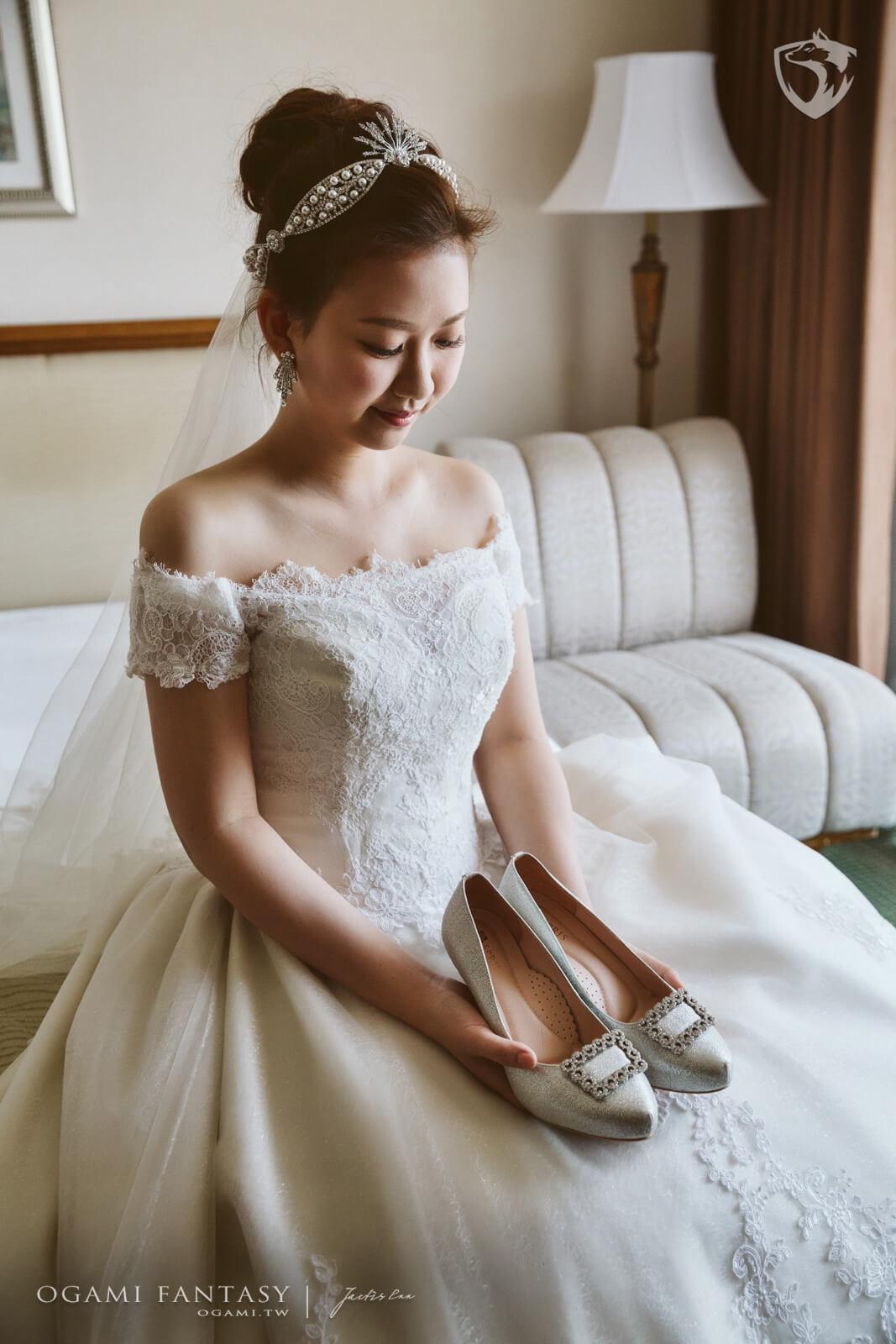 福格大飯店 婚攝