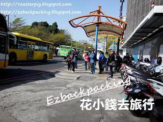 台中火車站(原金莎百貨前)公車站