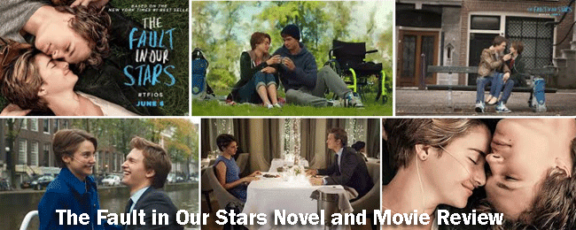 The Fault in Our Stars Novel and Movie Review