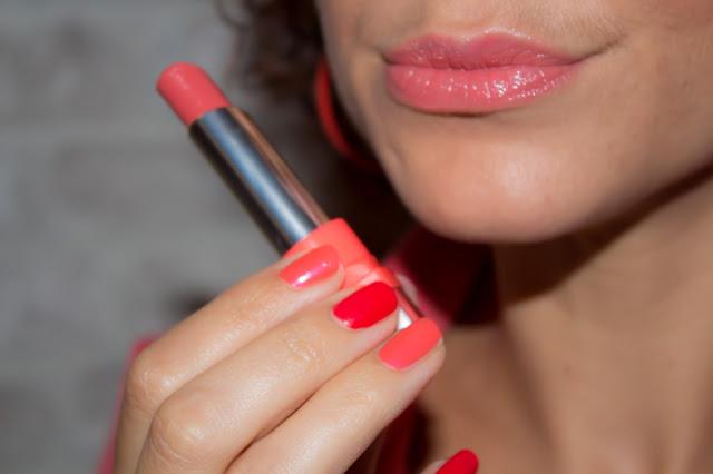 maquillage des lèvres mondayshadow challenge