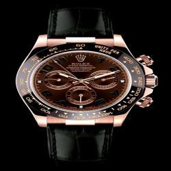 576f7e319cf Replicas e Relógios Rolex Daytona Dark Chocolate -25