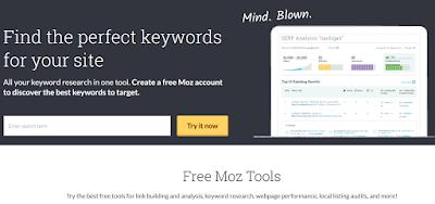 moz tool SEO terbaik