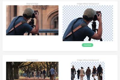 Cara menghapus background foto secara online-gambar 3
