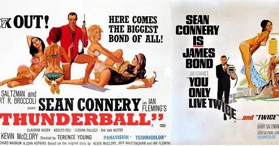 JAMES BOND MEMES: The James Bond art of Robert McGinnis: The Sunday