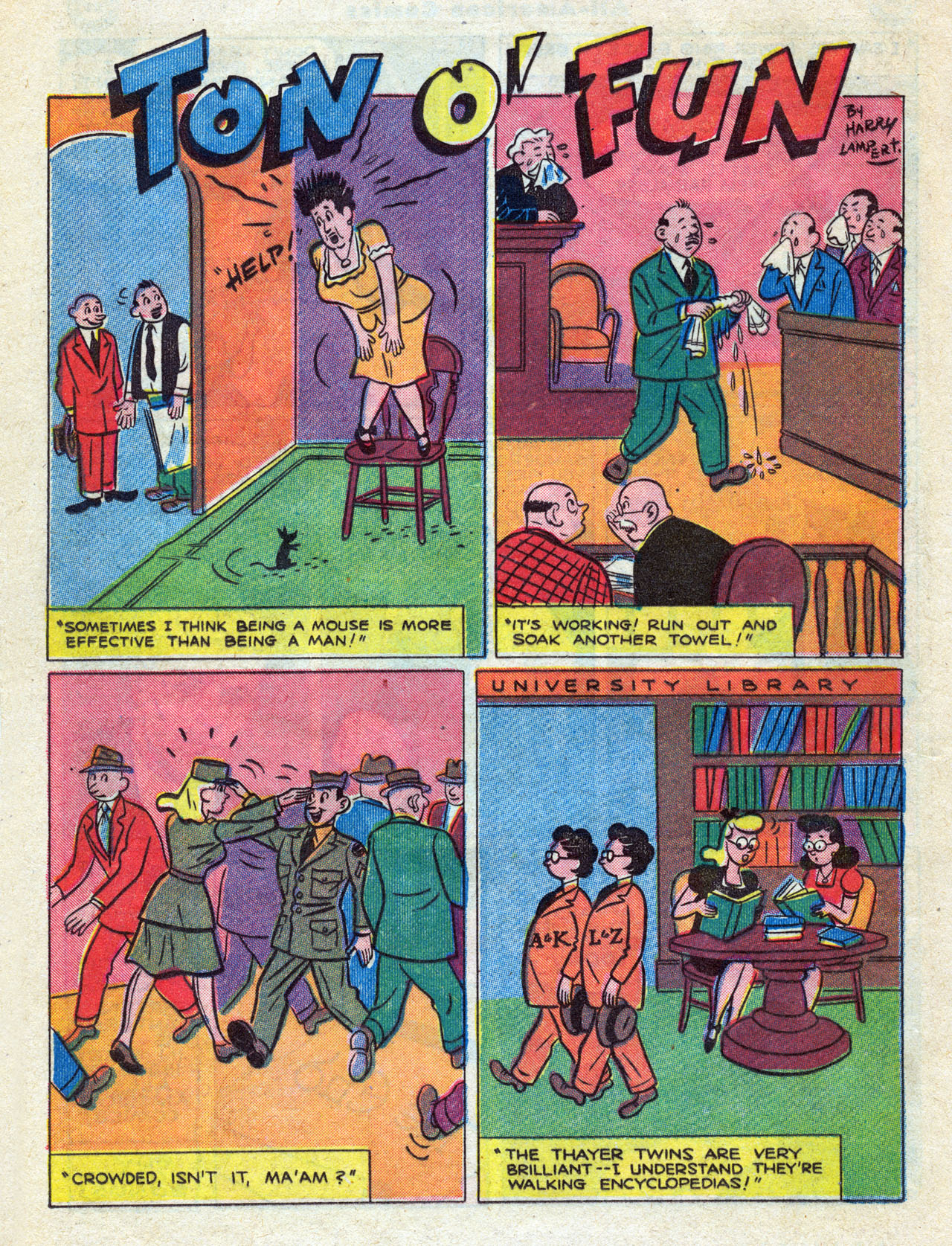 Read online All-American Comics (1939) comic -  Issue #79 - 22