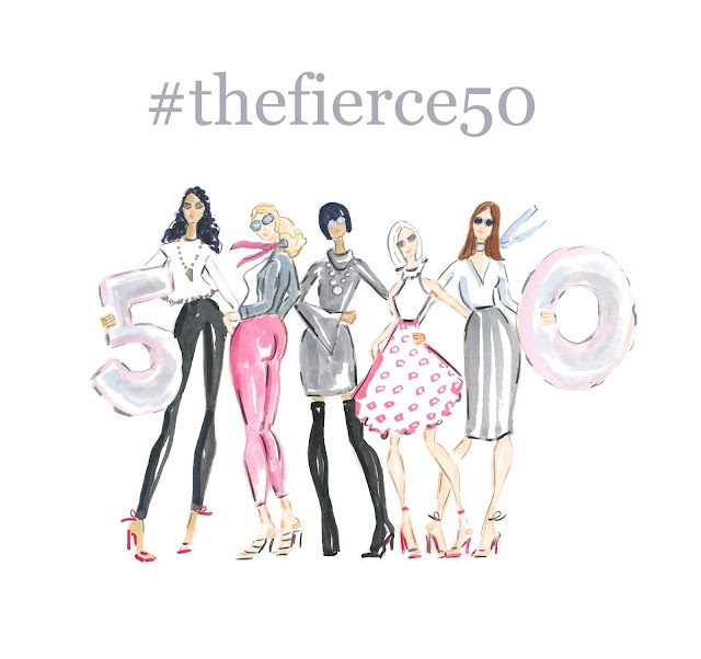 The Fierce 50 Campaign: Valerie Introduces Eugenia