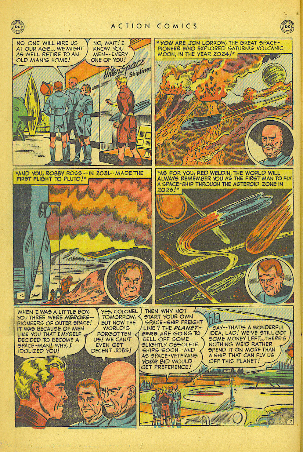 Read online Action Comics (1938) comic -  Issue #150 - 15