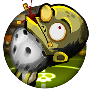 Zombie Smashball Apk Mod v1.4 (Mod Money)