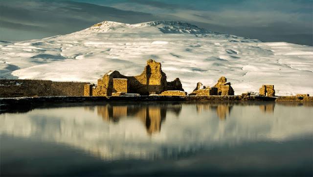 Le trône de Salomon en Iran