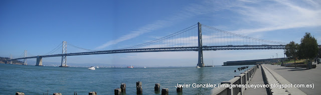 San Francisco - Puente de la Bahía - Bay Bridge