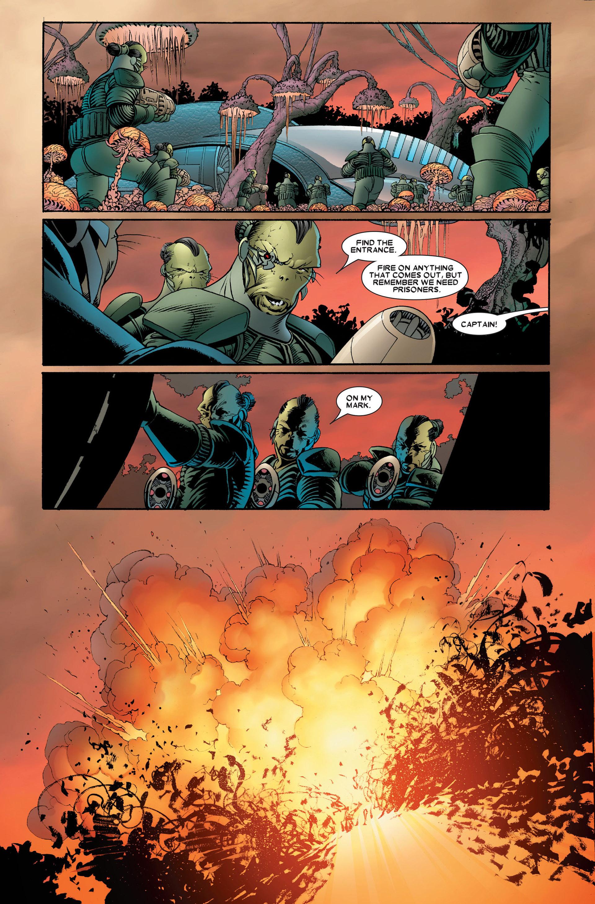 Read online Astonishing X-Men (2004) comic -  Issue #20 - 19