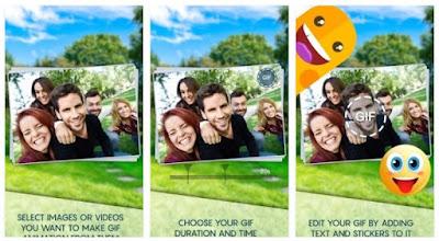 Cara Membuat Gambar Bergerak di Android