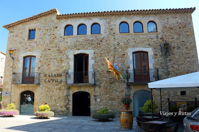 Ayuntamiento de Pals, Girona