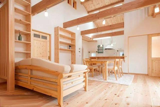 nội thất gỗ thông  copy