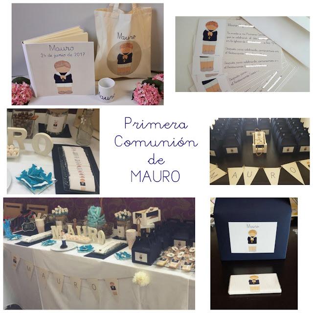 Comuniones personalizadas álbum de fotos, libros de firmas, papelería para fiestas personalizadas