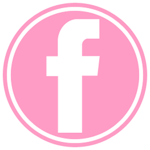 logo facebook rose