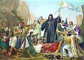30 Μαΐου 1826 πεθαίνει στο Ναύπλιο ο Παλαιών Πατρών Γερμανός