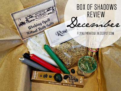 Box of Shadows Review: December