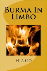 "My ""Burma In Limbo"" on Amazon."