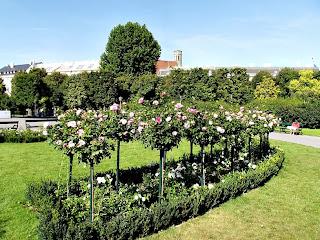 Volksgarten - Grădina Publică