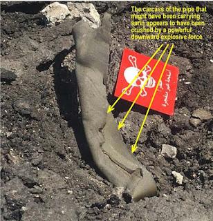 enquête sur les armes chimiques en Syrie