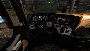 Mercedes MP4 interior & exterior reworked v1.1