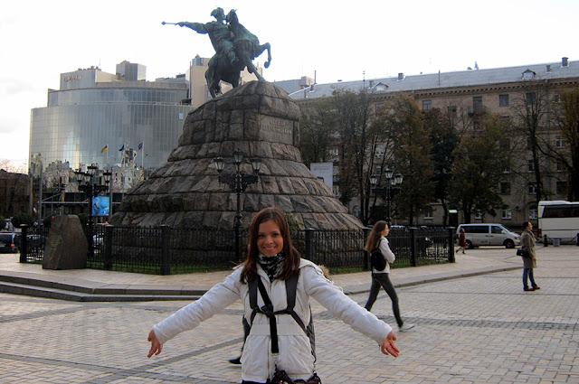 Мария с удовольствием возвращается в Украину. Фото:  Из личного архива/ Мария Малюгина