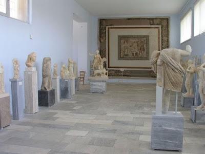 Κλειστό τον Ιούνιο το Αρχαιολογικό Μουσείο της Δήλου