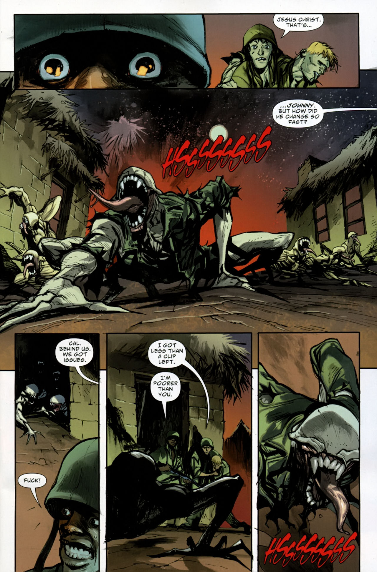 Read online American Vampire comic -  Issue #15 - 6
