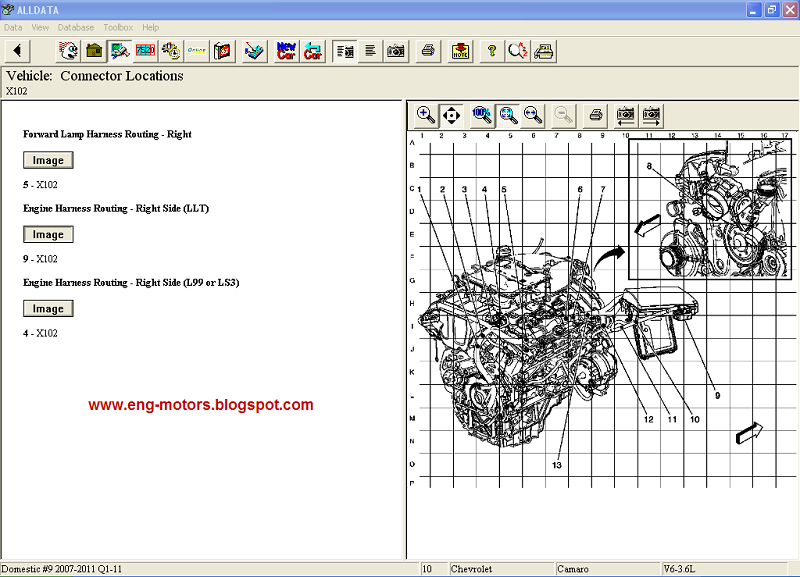 professional automotive wiring diagrams on dvd