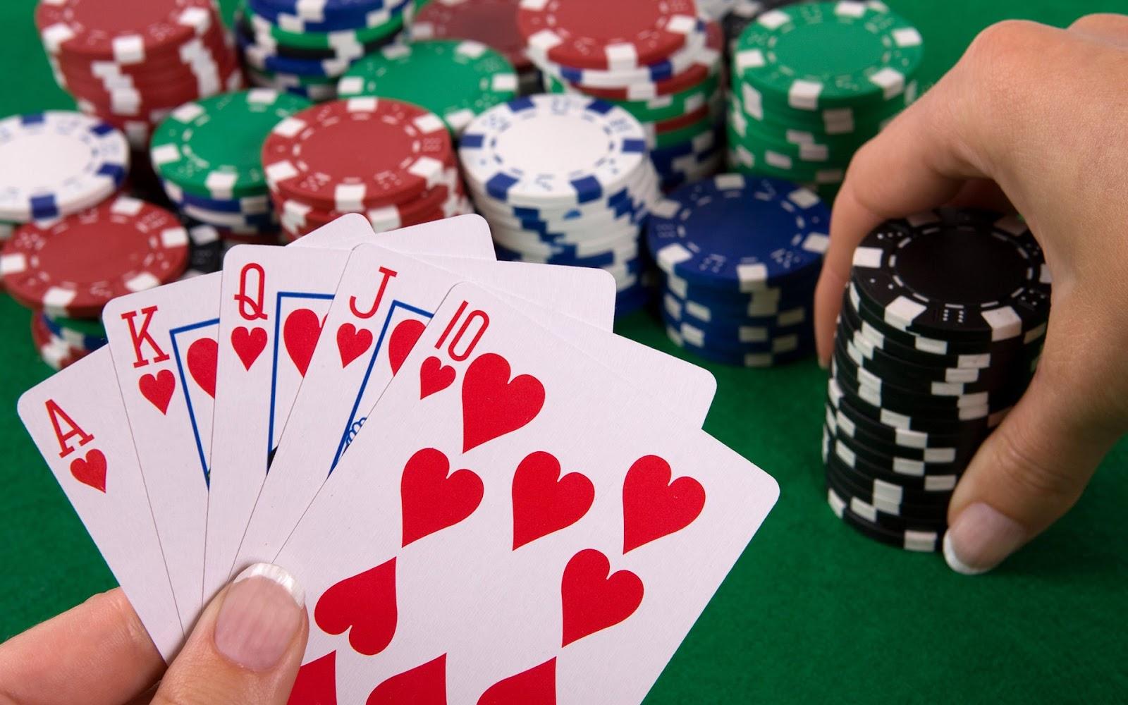 Hasil gambar untuk Membeli jackpot pada permainan poker online