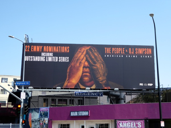 People v. OJ Simpson 22 Emmy Nominations billboard