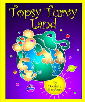 On Sale! Topsy Turvy Land - Click Pic to Buy.