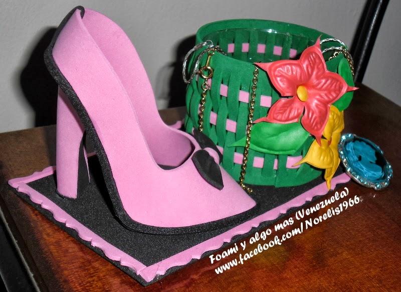 Tacon Zapatos De En Imagui Foami A4R5Lj