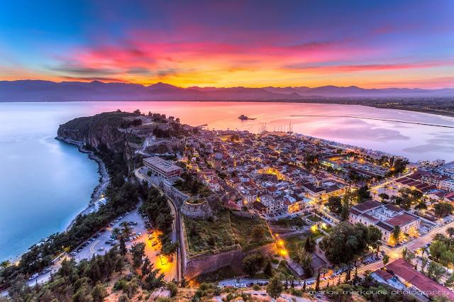Ναύπλιο και Μεσσηνία επιλέγουν φέτος οι Έλληνες για το Πάσχα