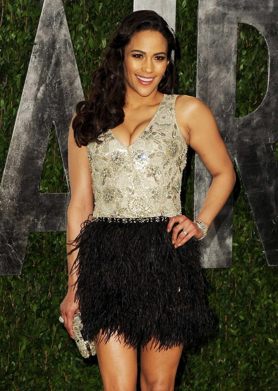 Crush Of The Day Paula Patton - Ghost Protocol - Hot Cleavage Show-7314