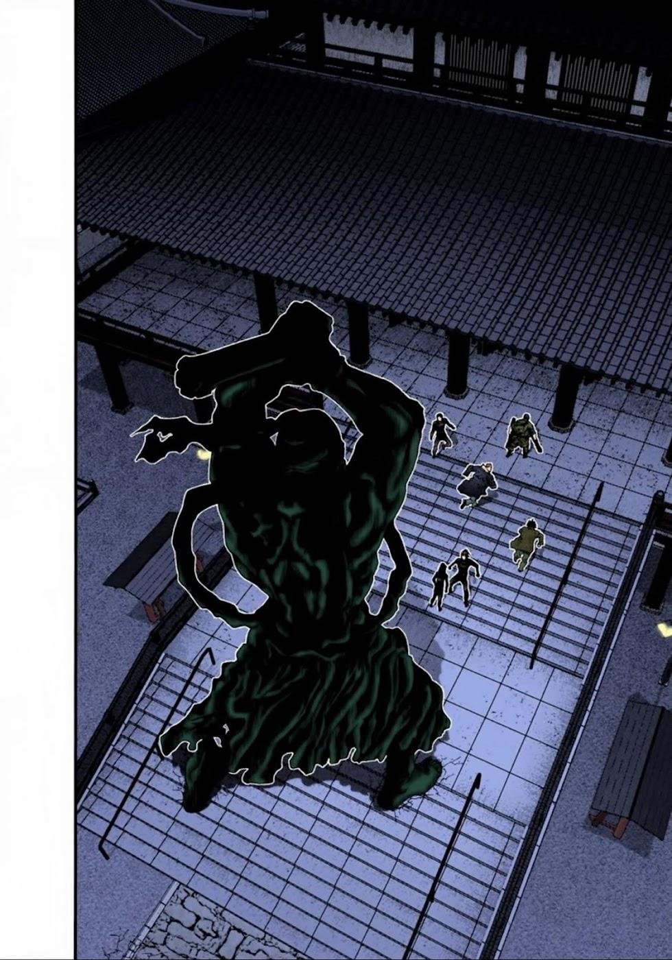 Gantz Chap 64: Chiến đấu trang 2