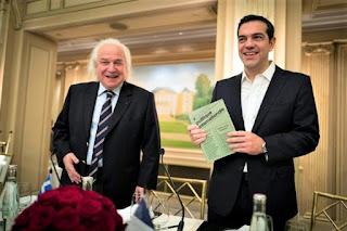 Ο Αλέξης Τσίπρας και το «πολιτικό του σθένος»