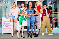 Claws TNT Series Cast Image (1)