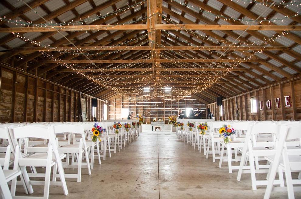 Heritage Prairie Farm Wedding Venues