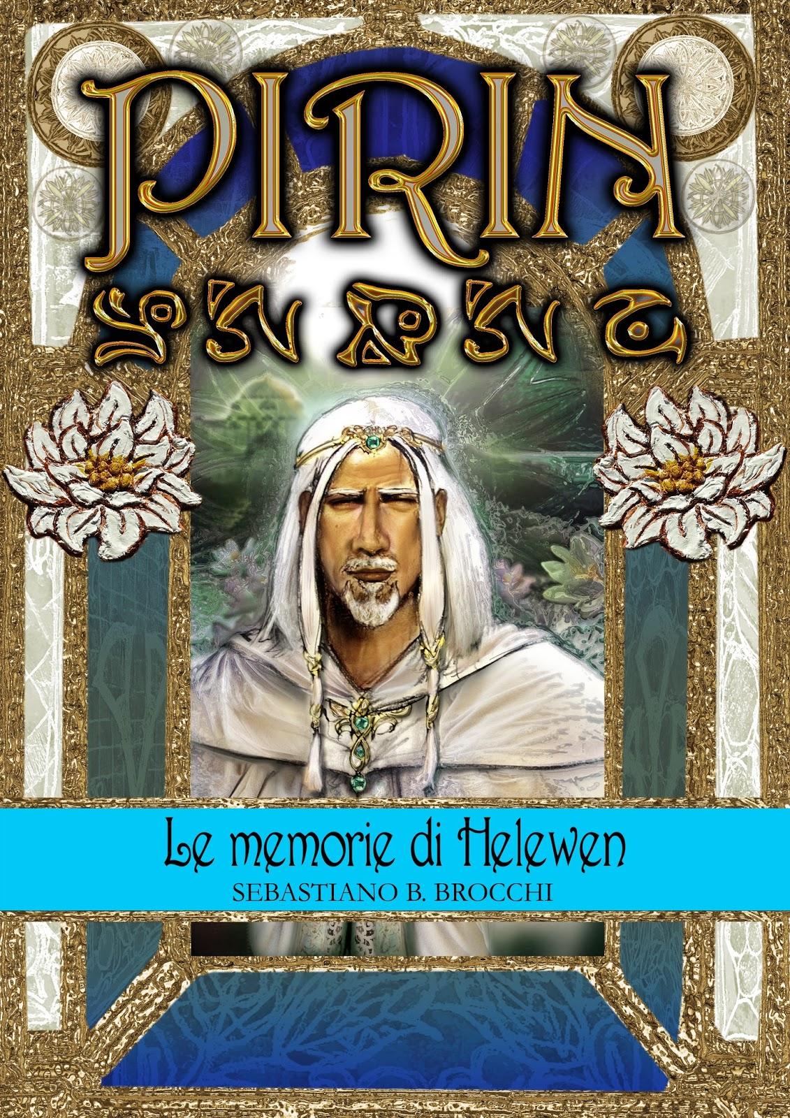"""Acquista online il romanzo """"Le memorie di Helewen""""!"""