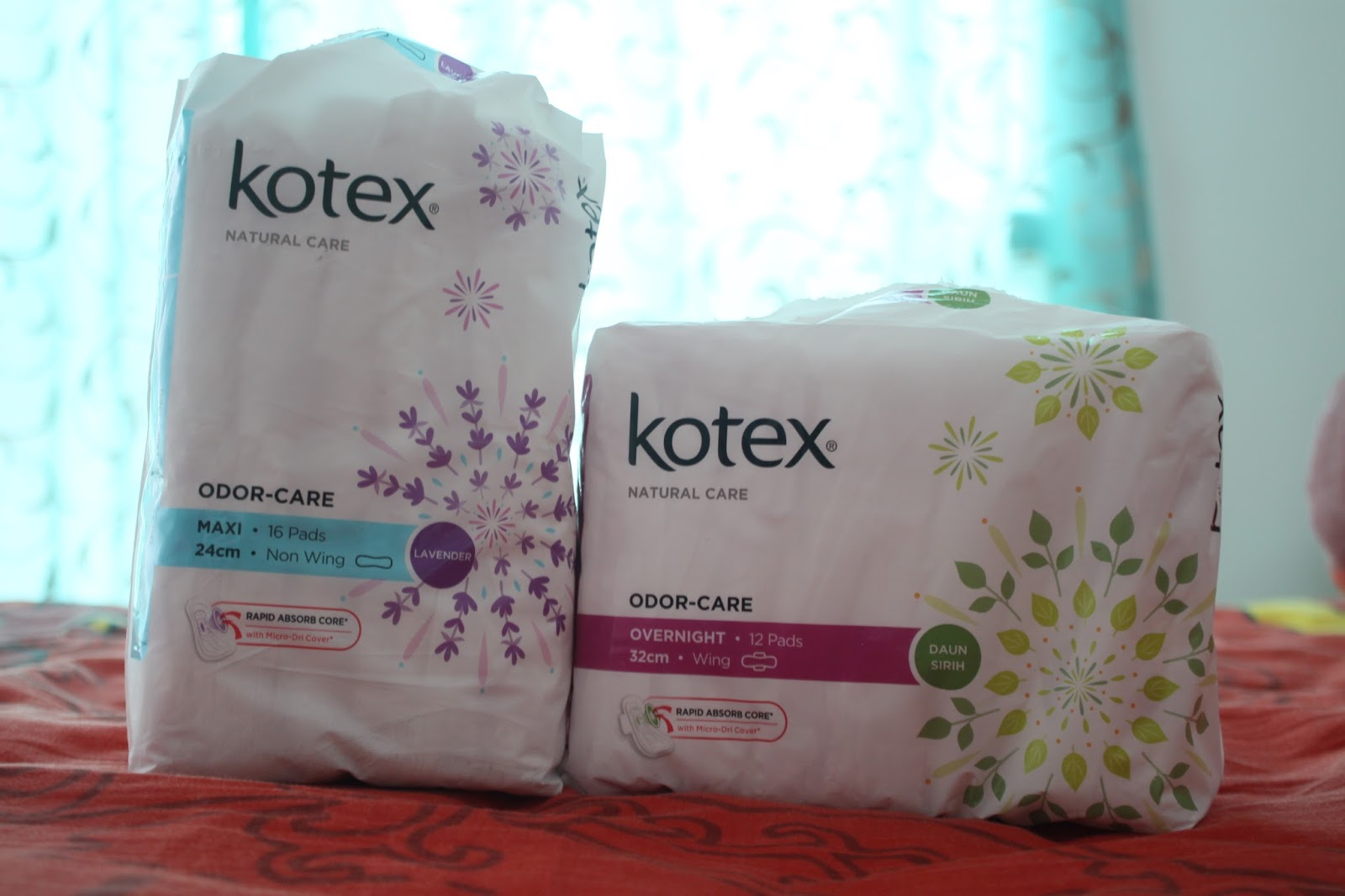 New Kotex Odor Care The Human Rabbit