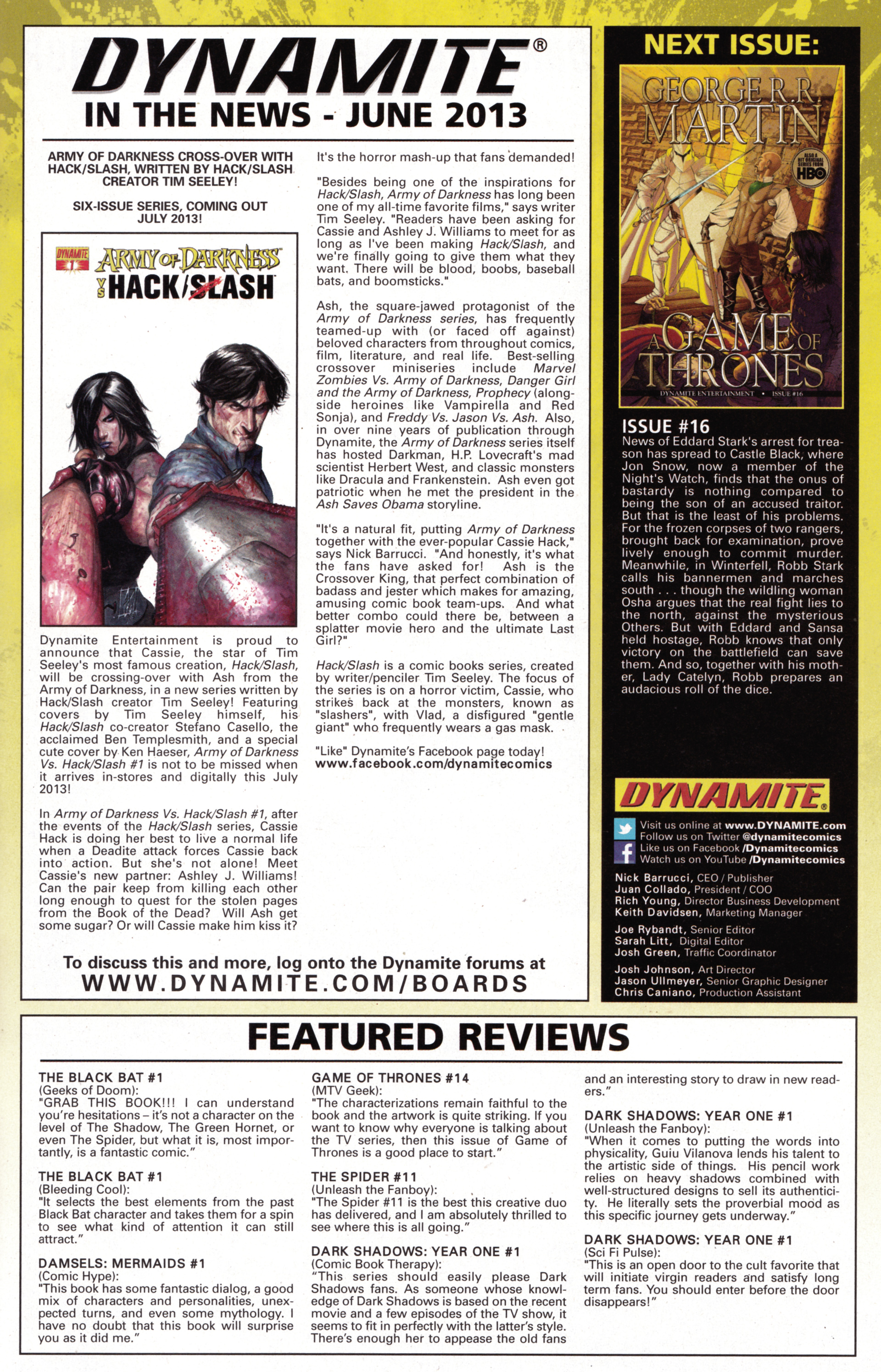Read online A Game Of Thrones comic -  Issue #15 - 33