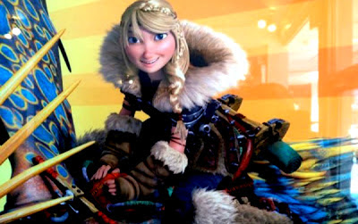 How To Train Your Dragon 2 - Astrid
