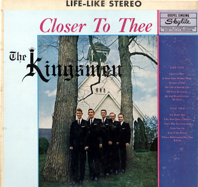 The Kingsmen Quartet-Closer To Thee-